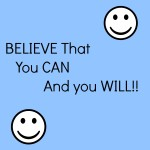 Believe in yourself HowToStayFitOver50