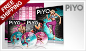 PIYO DVD Package