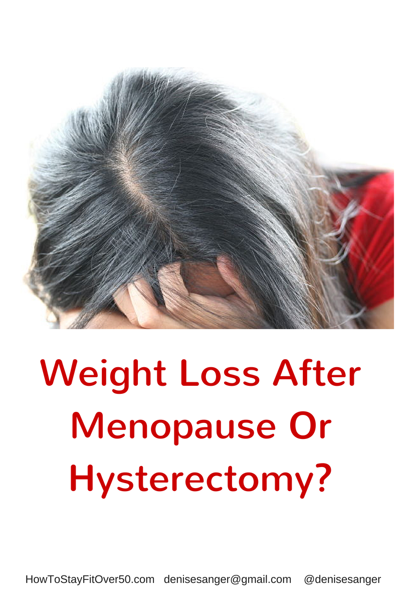 Weight Loss After Hysterectomy How To Stay Fit Over 50