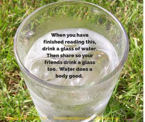 Water For Your Health HowToStayFitOver50.com